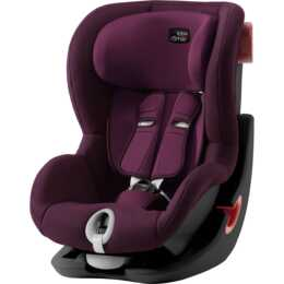BRITAX RÖMER King II BS Burgundy Red