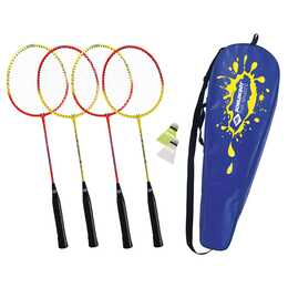 SCHILDKRÖT Badmintonset
