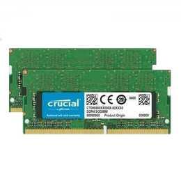 MICRON TECHNOLOGY CT2K16G4S266M (2 x, 16 GB, DDR4-2666, SO-DIMM 260-Pin)