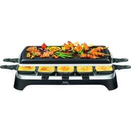 TEFAL Ambience Inox & Design Racletteofen