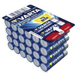 VARTA Batterie (AA / Mignon / LR6, 24 Stück)