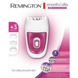 REMINGTON EP7300 Smooth & Silky (Weiss, Pink)