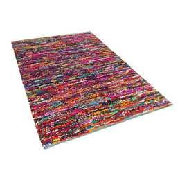 BELIANI Tapis Bafra (140 cm x 200 cm, Multicolore)