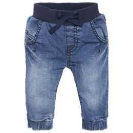 NOPPIES Babyhose Comfort (56, Blau)