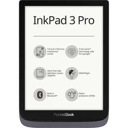 "POCKETBOOK InkPad 3 Pro (7.8"", Grau, Bluetooth, WLAN, 16 GB)"