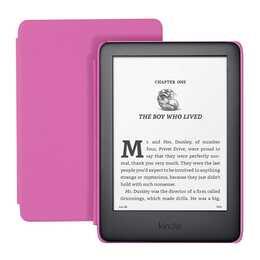 "AMAZON Kindle Kids Edition (6"", Pink, WiFi, Bluetooth, 8 GB)"