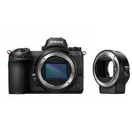 NIKON Z7 Digital Camera Body + Adapter FTZ