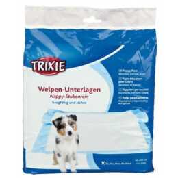 TRIXIE Puppy pad pannolini per cuccioli rotto in casa, 60 x 60 cm