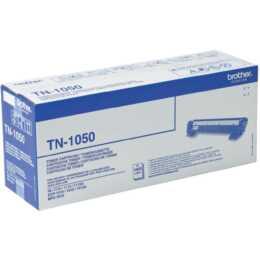 BROTHER TN-1050 (Einzeltoner, Schwarz)