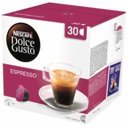 NESCAFÉ Capsules de Café Dolce Gusto Expresso (30 Pièce)