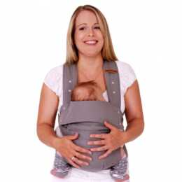 MARSUPI Porte-bébé Breeze (L, 15 kg)