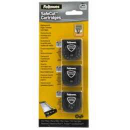 FELLOWES Ersatzklinge SafeCut 3 Stile: perforiert, gewellt, falzen