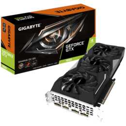 GIGABYTE TECHNOLOGY Nvidia GeForce GTX 1660 (6 Go, Gaming)