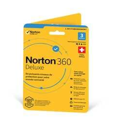 NORTON 360 Deluxe (Abbonamento, Francese)