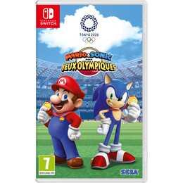 Mario & Sonic Olympiques de Tokyo 2020 (FR)