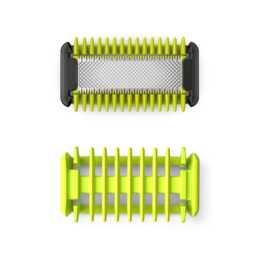 PHILIPS Ersatzklingen für Herrenrasierer OneBlade & BodyKit QP610/50 (1 Stück)