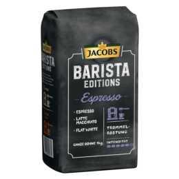 JACOBS Grains de café Expresso Barista Espresso (1 Pièce)