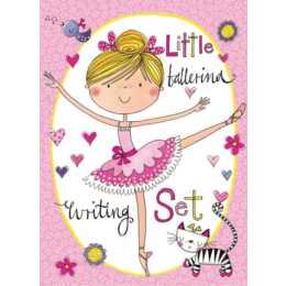 RACHEL ELLEN Set carta da lettere Ballerina