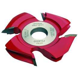 LAMELLO Konterprofilfräser (100 mm, 15 mm)
