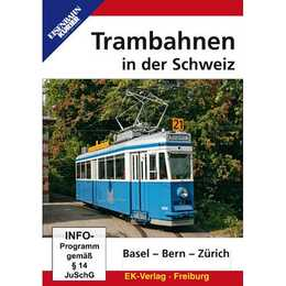 Trambahnen in der Schweiz (DE)