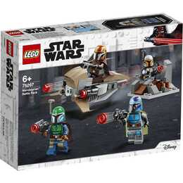 LEGO Star Wars Mandalorianer Battle Pack (75267)