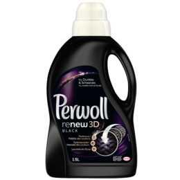 PERWOLL Detergente per macchine Renew 3D (1.5 l, Liquido)