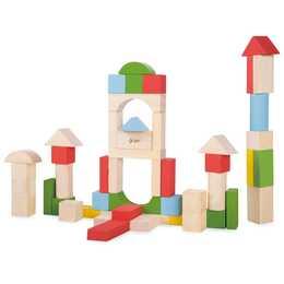 CLASSIC WORLD Bausteine Holz Junior