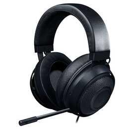 RAZER Kraken Gaming Headset (On-Ear, Schwarz)