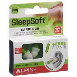 ALPINE Tappi per le orecchie SleepSoft