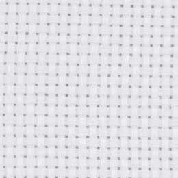 CREATIV Aida-Stoff, 50 x 50 cm, 43 Kästchen pro 10 cm