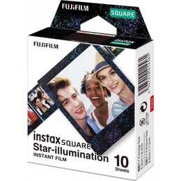 FUJIFILM Instax Square Star-Illumination Analogfilm (10 Stück)