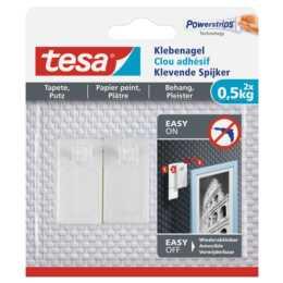 Colle TESA clou 0,5 kg pour papier peint + plâtre