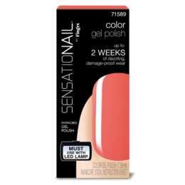 SENSATIONAIL UV-Gel Lack Polish (Coral Sun)