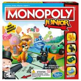 HASBRO Monopoly Junior (Version F)