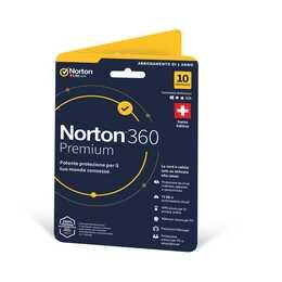 NORTON 360 Premium (Abbonamento, Italiano)