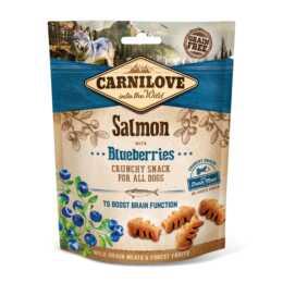 Carnilove Dog Crunchy Snack Lachs, 200g