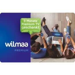 Scheda voucher WILMAA per Wilmaa TV DE
