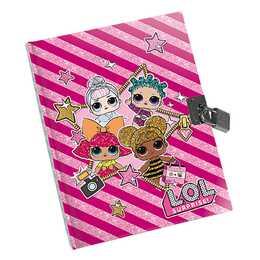L.O.L. SURPRISE! Tagebuch (Pink)