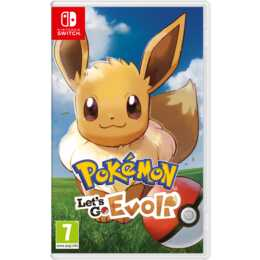 Pokémon - Let's Go Evoli! (DE)