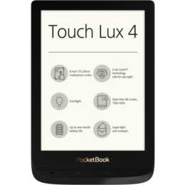 POCKETBOOK Touch Lux 4 Schwarz
