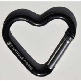 GO TRAVEL Heart Carabiner Zubehör Reisegepäck (Mehrfarbig)
