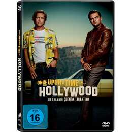 Once Upon a Time in Hollywood (DE)