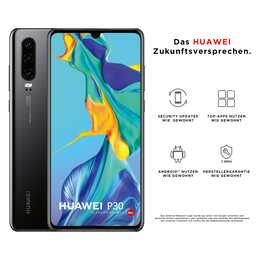 "HUAWEI P30  (6.1"", 128 GB, 40 MP, Noir)"