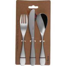SOLA Gabel Esslöffel Messer