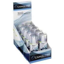 CAMGLOSS Reinigung & Wartung