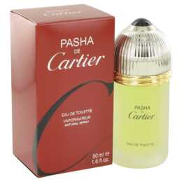 CARTIER Pasha de Cartier (50 ml, Eau de Toilette)