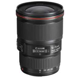 CANON EF 16 - 35 mm f/4.0 4L IS USM