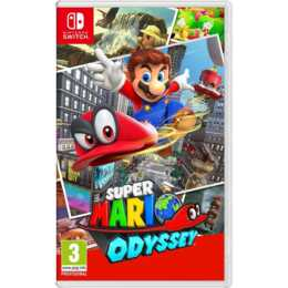 Super Mario Odyssey (DE)