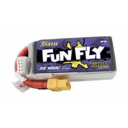 TATTU Accus Fun Fly (LiPo, 1300 mAh, 11.1 V)