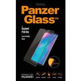 PANZERGLASS Verre de protection d'écran Huawei P30 Lite (Hautement transparent, Cristallin)